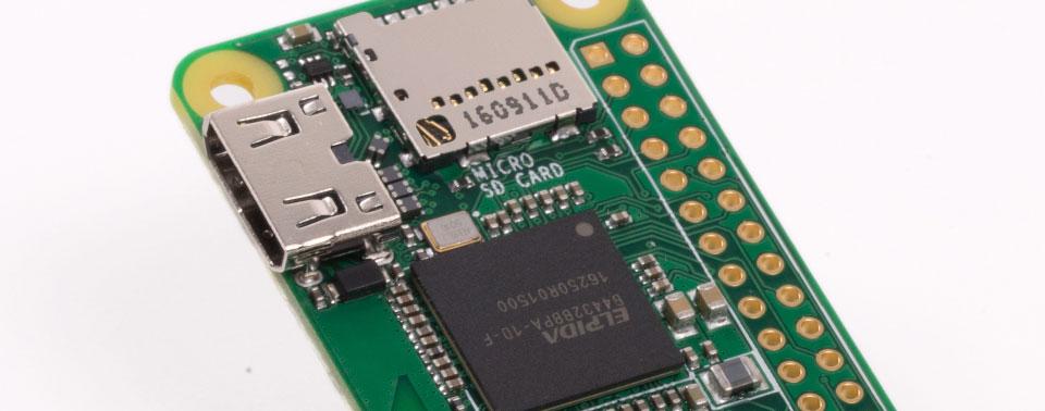 Raspberry Pi Zero W: Bluetooth und WLAN zum $10-Kampfpreis