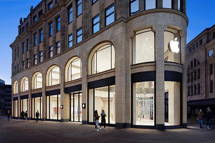 Apple Koeln Schildergasse