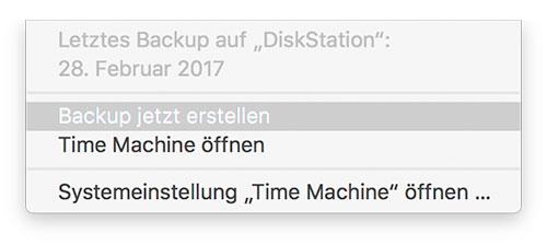Backup Jetzt Erstellen Time Machine