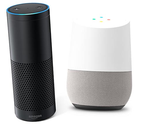 Echo Vs Google Home