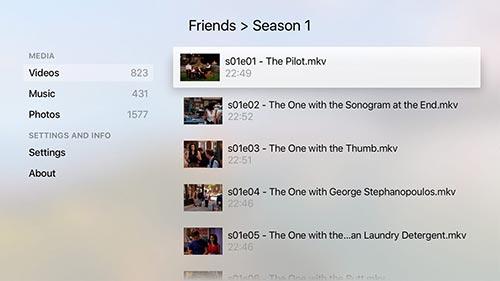 Elmedia Player Apple Tv Screenshot