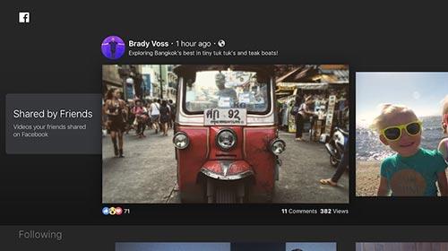 Facebook Video Apple Tv