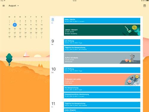 Kalender Google