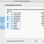 Microsoft Surface Migrations Assistent