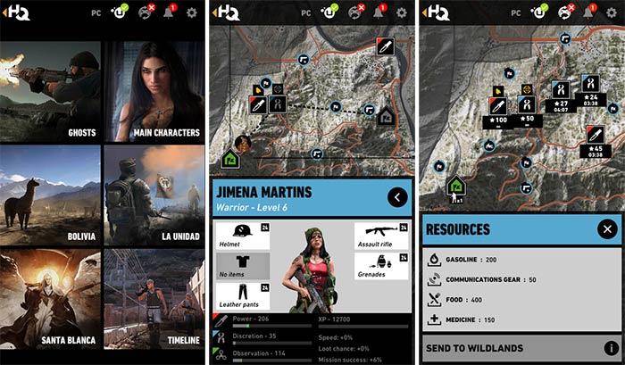 Wildlands Companion App1