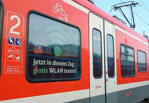 Wlan Bahn 500