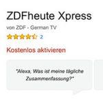 Zdf Heute Express Alexa Skill