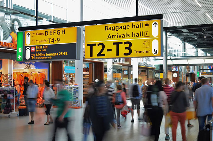 Airport Flughafen