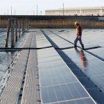 Apple Solar Anlage