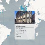 Apple Stores Weltweit Karte