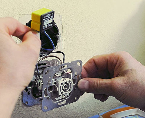 Digitalstrom Installation