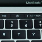 Evernote Macbook Pro Touch Bar