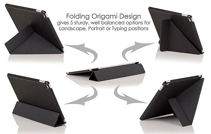 Origami Ipad Case Staender