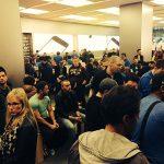Warten Apple Store