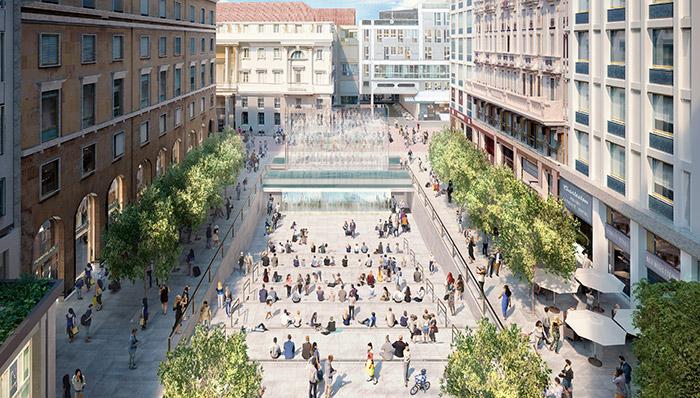 Apple Piazza Liberty Mailand