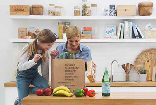 Amazon startet Online-Supermarkt Fresh in Berlin und Potsdam