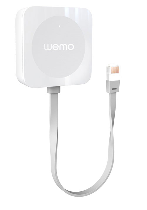 Belkin Wemo Homekit Bridge