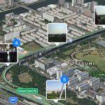 Fotos 3d Karte