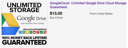 Google Drive Billig