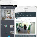 Smartphone Nest Cam