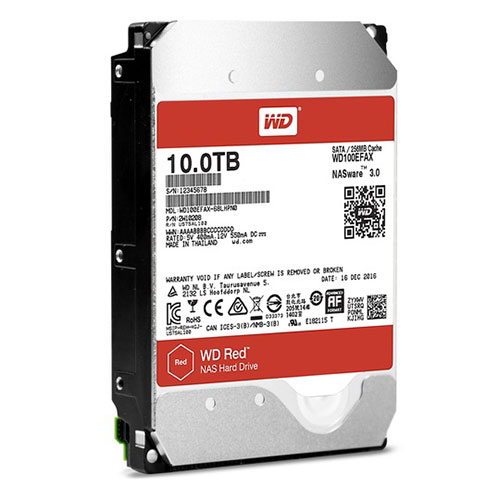 Wd Red 10 Tb