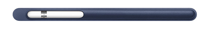 Apple Pencil Case Blau