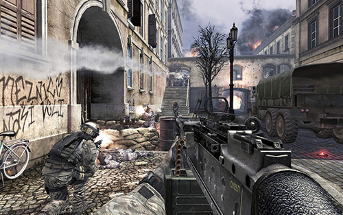Call Of Duty 3 Mac