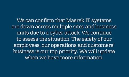 Maersk Hack