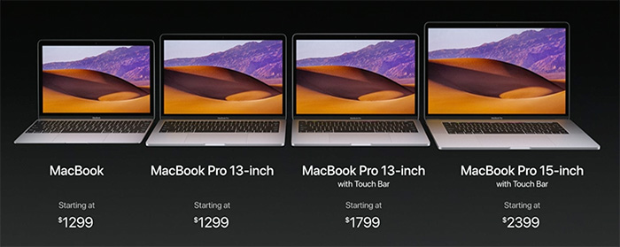 Neue Macbooks