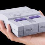 Nintendo Super Nes Mini Header