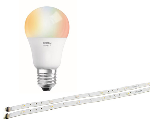 Osram Smart Plus Homekit Lampen