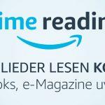 Prime Reading Launch