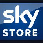 Sky Store Header