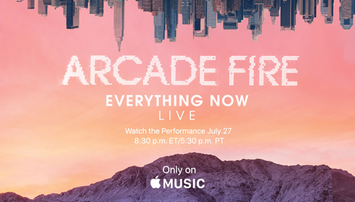 Arcade Fire Everything Now Album
