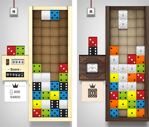 Domino Drop Screenshots