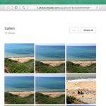 Dropbox Fotos