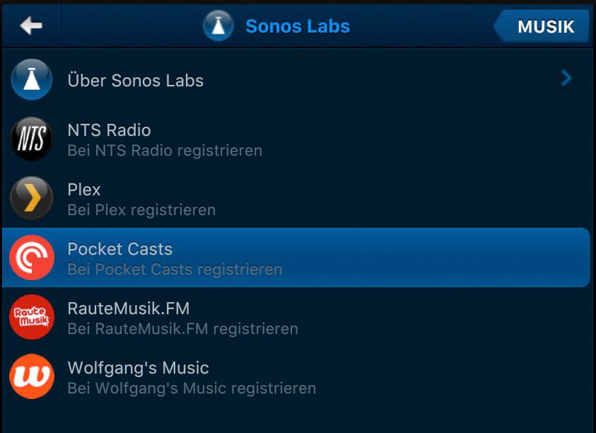Sonos Podcast