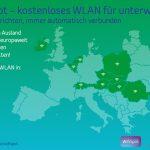 Wifispot Europa
