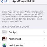 App Kompatibilitaet Ios 11