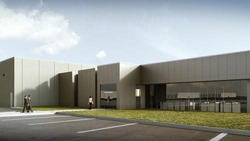 Apple Datenzentrum Iowa