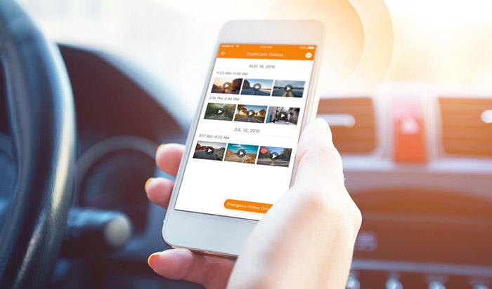 Roav Dashcam App