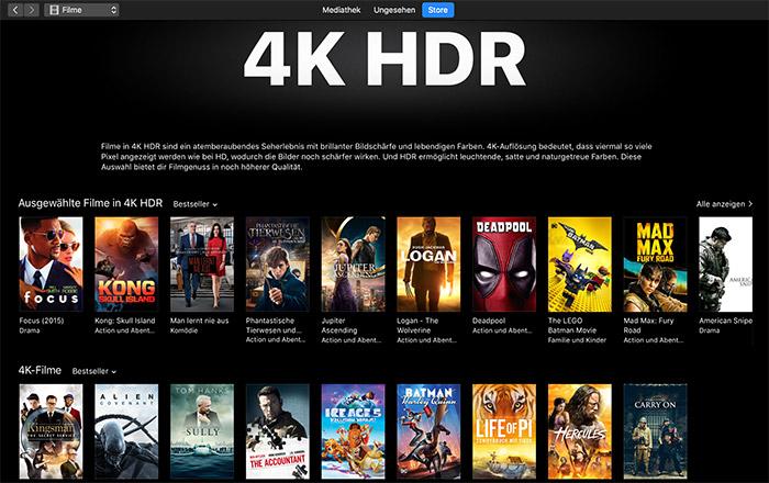 4k Filme Im Itunes Store