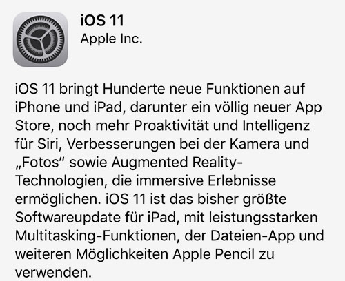 Ios 11 Golden Master
