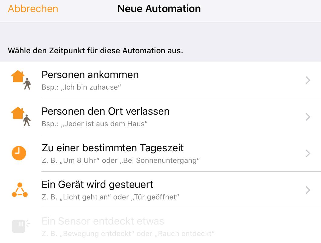 HomeKit: Mehr-Personen-Auslöser jetzt möglich › ifun.de