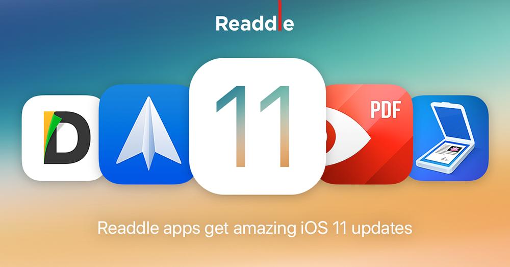 Readdle Ios11