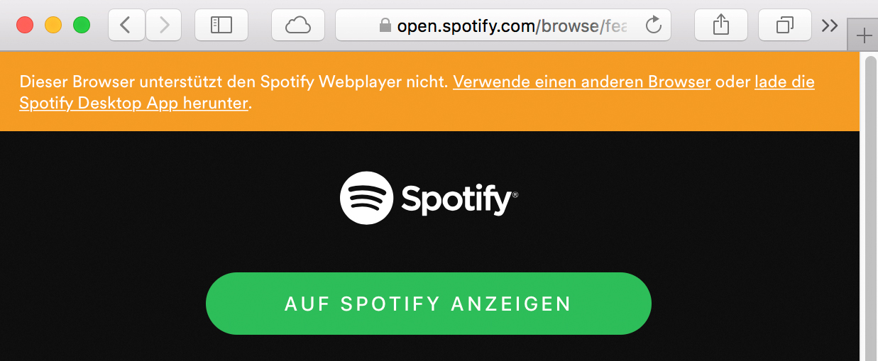 Spotify Player