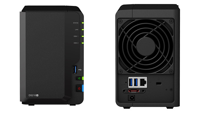 Synology Diskstation 218 Plus