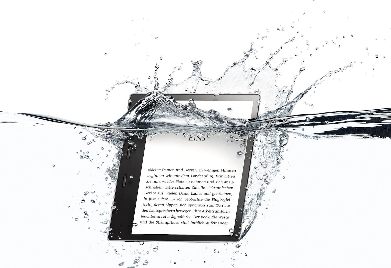 Kindle Wasser