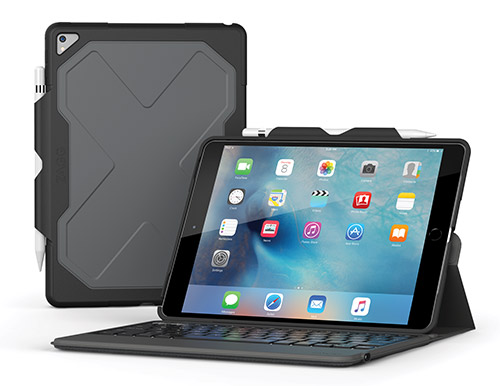 Rugged Messenger Ipad Pro