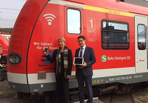 Wlan S Bahn Stuttgart